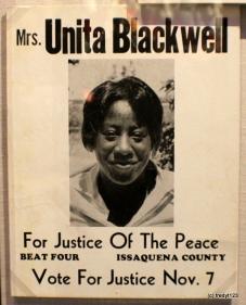 the great Unita Blackwell