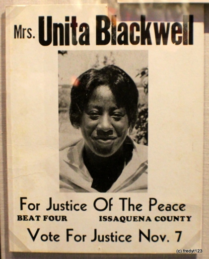 the great Unita Blackwell