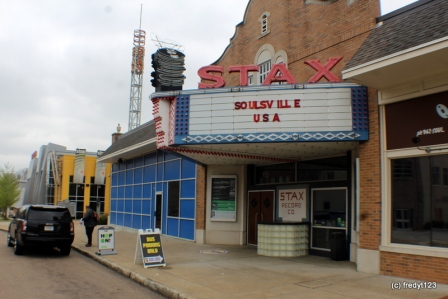Stax museum